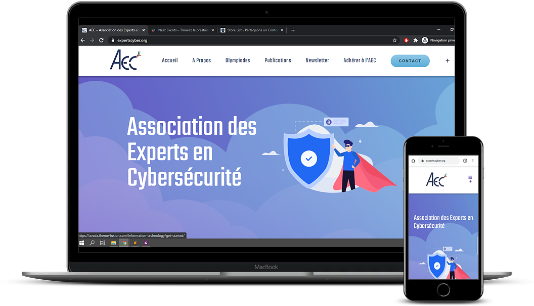 Association des Experts en Cybersécurité