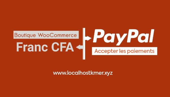 Paypal CFA Cameroon